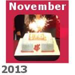 November 2013 HG Newsletter