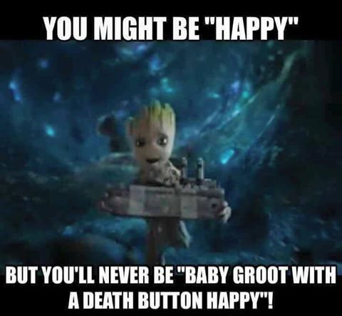 you might be happy