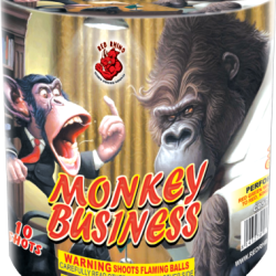 Monkey Business Firework Near Me