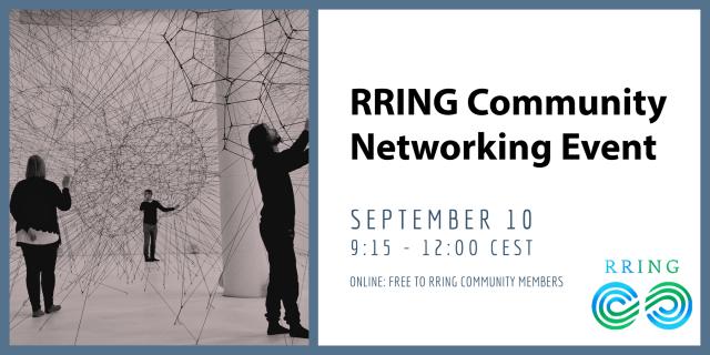 RRING Networking Event September 10