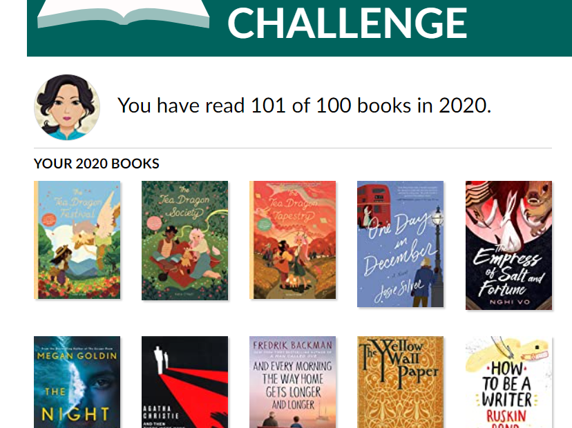 RRKReads 2020 reading goals