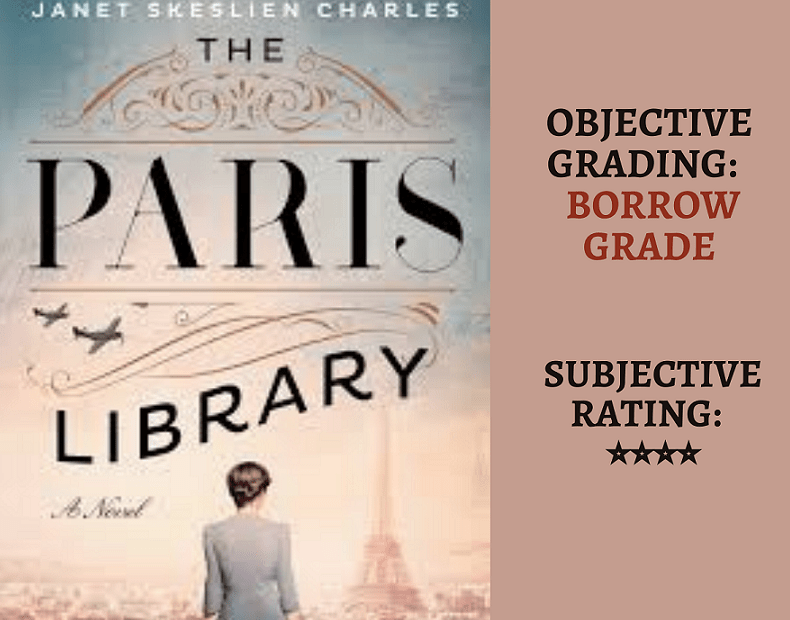 The Paris Library Book Review