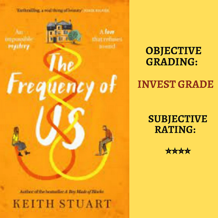 The frequency of us book review