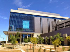 Pima County Consolidated Justice Court Information, Location