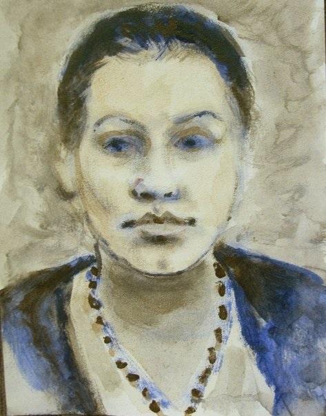 Lupe - Acrylic on Canvas