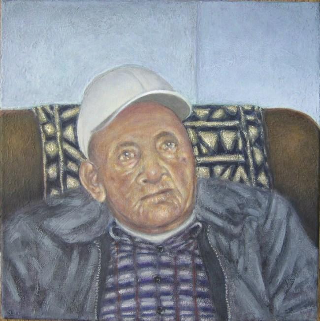 Oscar Walker - Acrylic on Canvas