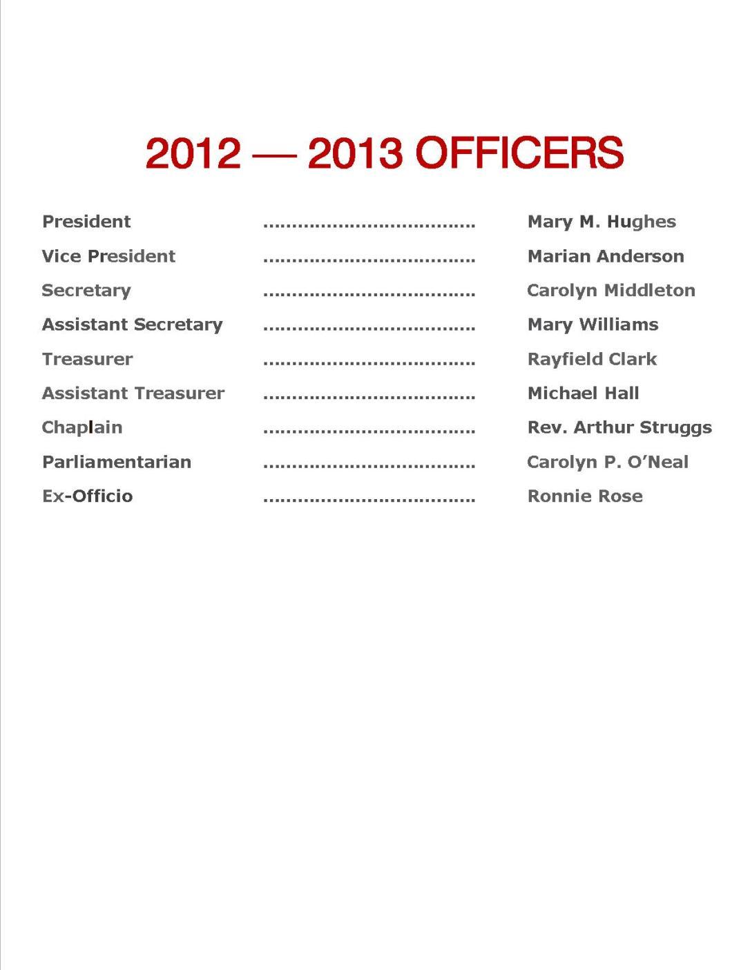 MHS Officer 2012_2014
