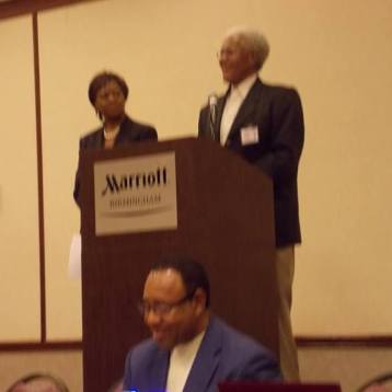 Dr. Marbury and Mary Marbury
