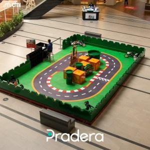 Pradera Vistares ahora tiene pista de Go Karts