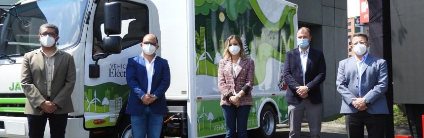 JAC Motors provee a PepsiCo camiones 100% eléctricos