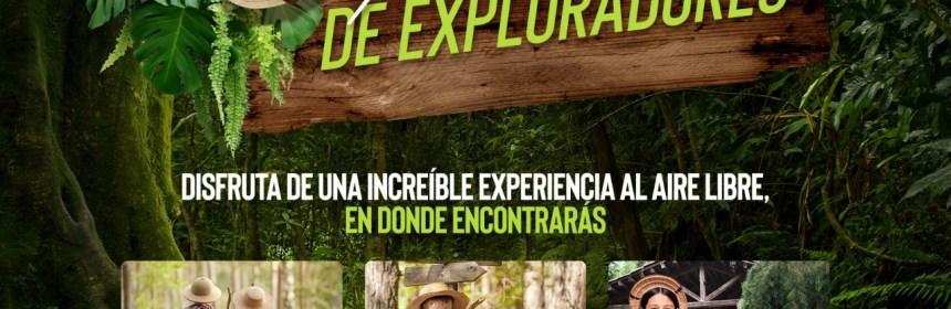 Pradera y Condado Concepción traen una Aventura Silvestre para niños