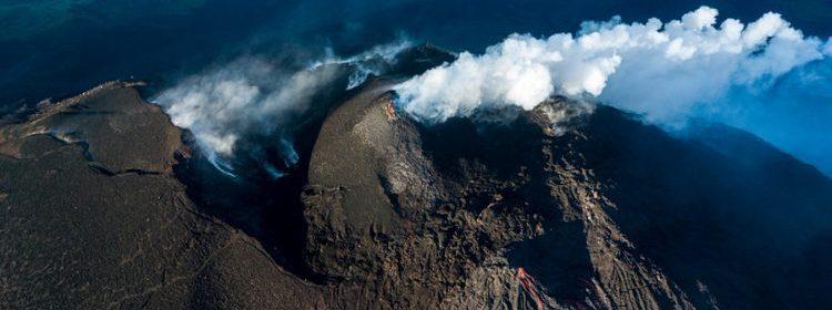 Volcán de Pacaya mantiene actividad eruptiva y explosiva