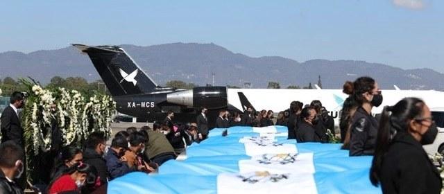Declaran duelo nacional por asesinato de guatemaltecos en Tamaulipas
