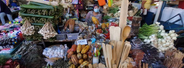 INE actualiza precios de la canasta básica alimentaria