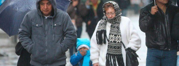 Insivumeh prevé el ingreso de dos nuevos frentes fríos esta semana