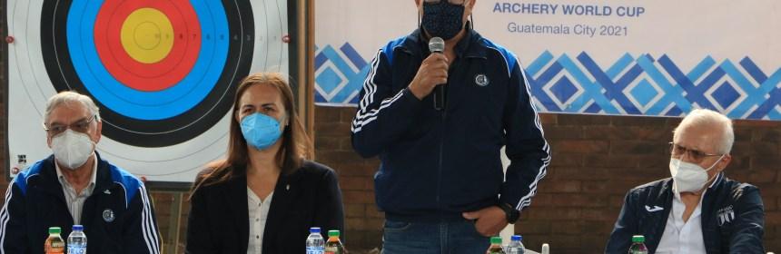Listos Para La Copa Del Mundo Guatemala 2021, De Tiro Con Arco