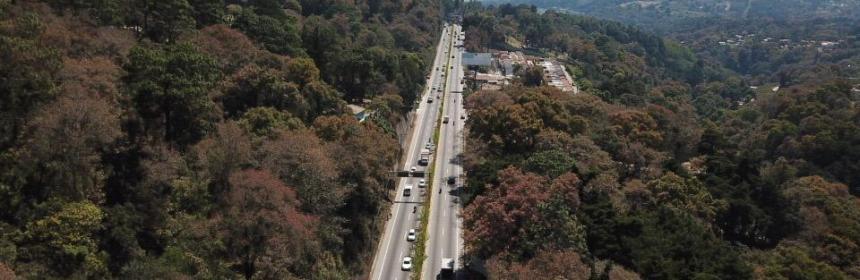 Rutas alternas hacia la Capital por construcción de viaducto en San Lucas