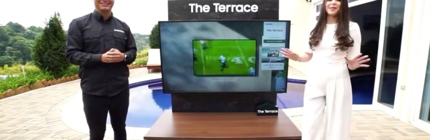 The Terrace el televisor de Samsung llega a Guatemala y Tiendas MAX