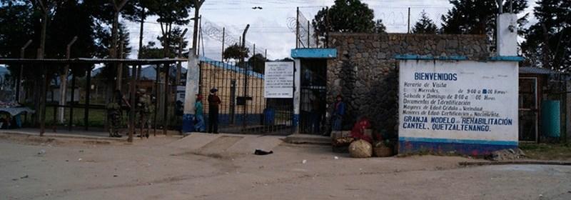 Al menos seis muertos por motín en la cárcel de Cantel, Quetzaltenango