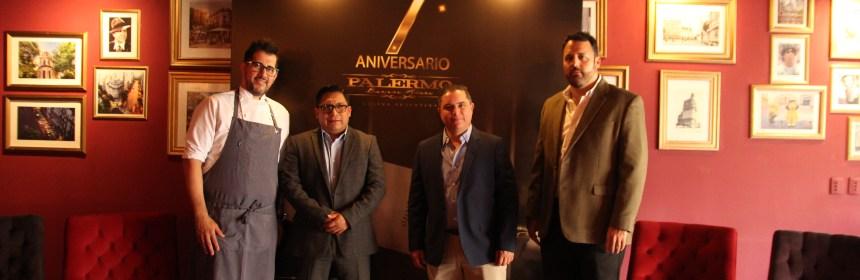 Grupo Palermo celebró el 7mo Aniversario de Palermo Bs. As.