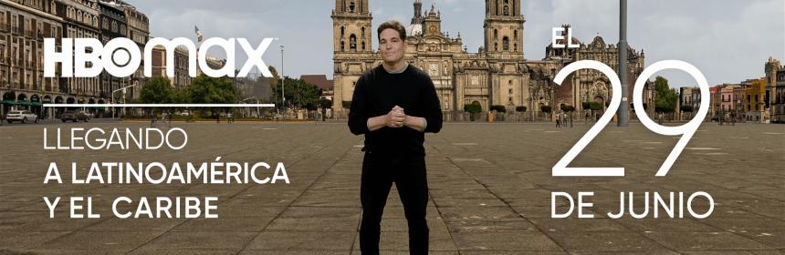 HBO MAX estará disponible en 39 territorios en América Latina y el Caribe