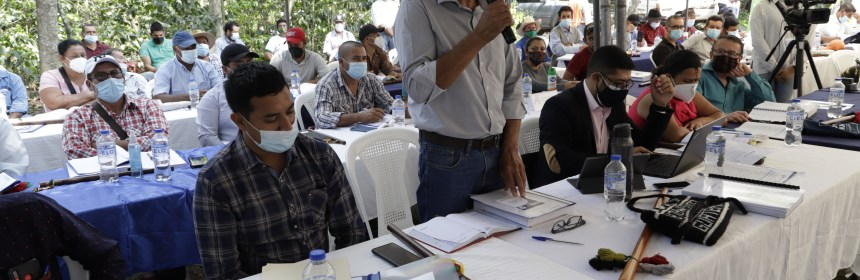 Inicia preconsulta con parlamento Xinka por Derecho Minero Escobal