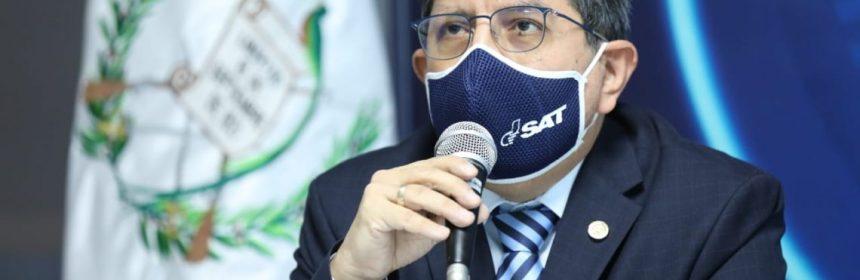 La SAT reporta un aumento en la recaudación de impuestos en el primer semestre del año 2021, dijo su director, Marco Livio Díaz.