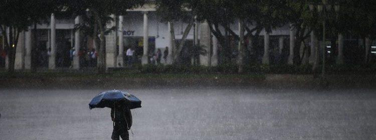 Conred llama a la prevención por incremento de lluvias en la semana