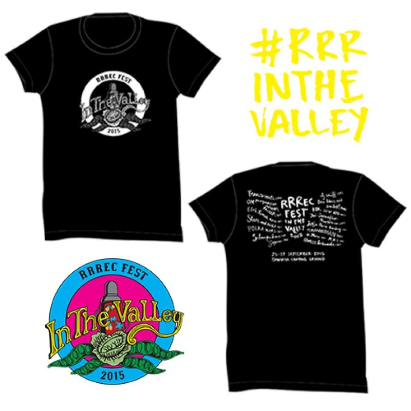 T-shirt (black): Rp 120.000,-