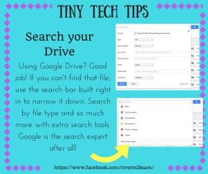 Tiny Tech Tip 5