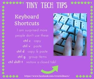 Tiny Tech Tip 6