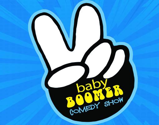 Baby Boomer Comedy Banner
