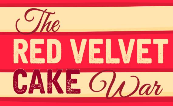The Red Velvet Cake War