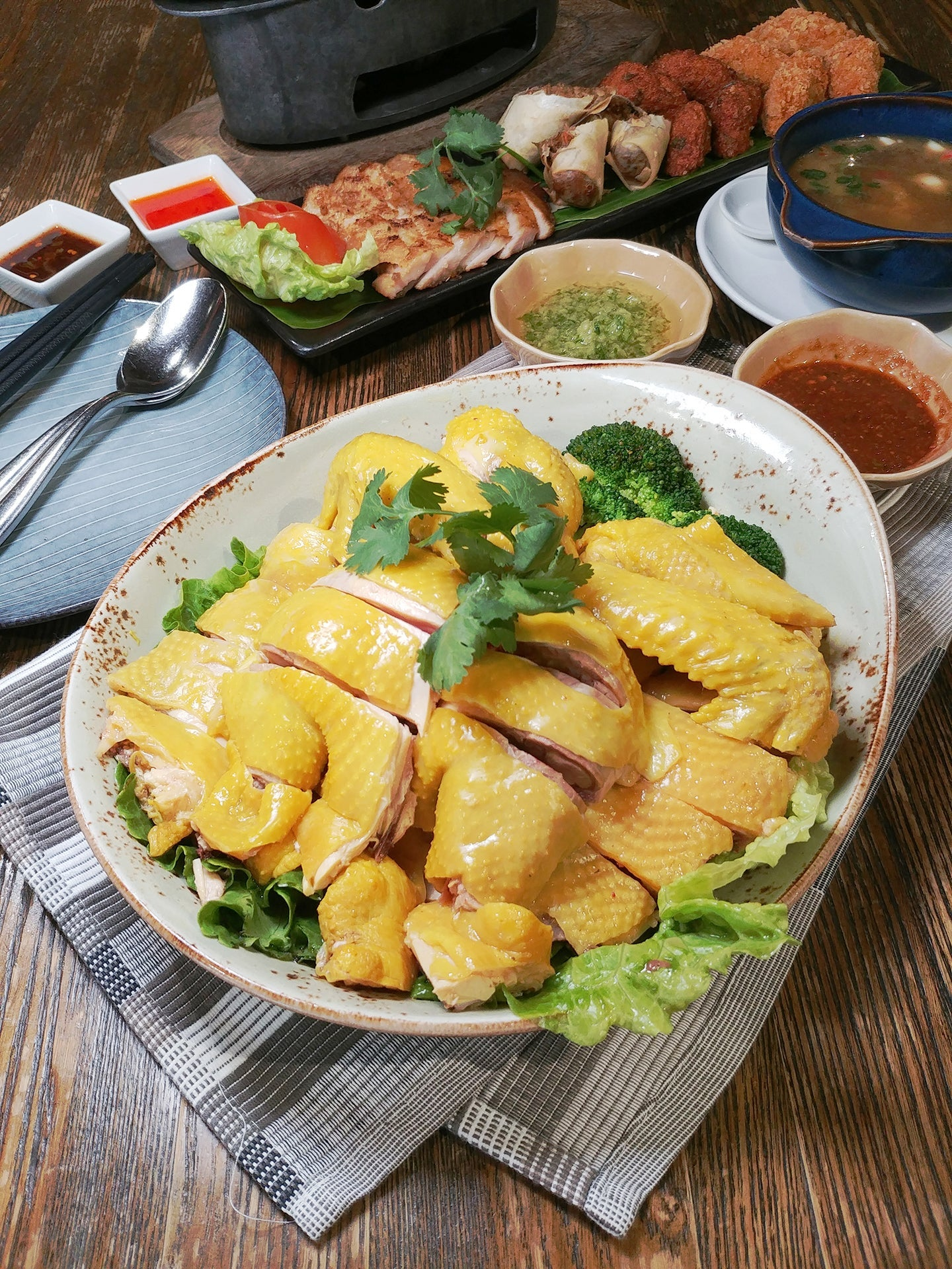 Thai Orchids Café & Bar 泰‧蘭花 delivery from KowloonBay 九龍灣 - Order with Deliveroo