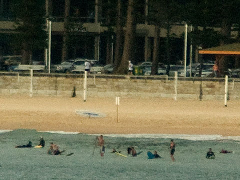 Don't those SUP riders look as though they're shepherding the mal people?