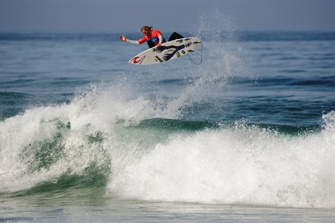 Owen Wright (AUS), 19, 2010 ASP World Tour rookie and one of the new faces expected to make an impact amongst the world's elite. photo: ASP/ CI/ CESTARI via GETTY IMAGES