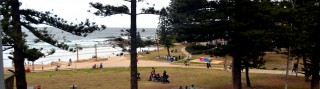 Dee Why overview 5pm
