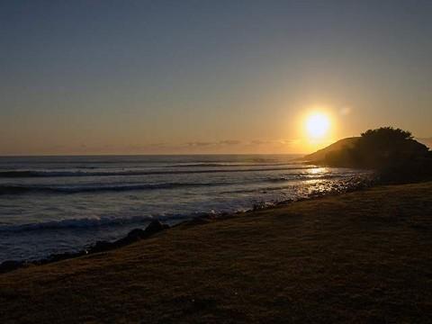 Sunrise at Crescent