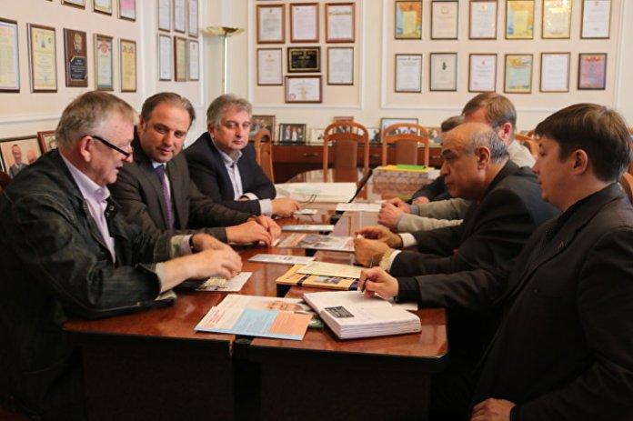 Састанак Међународне асоцијације адвоката у Москви