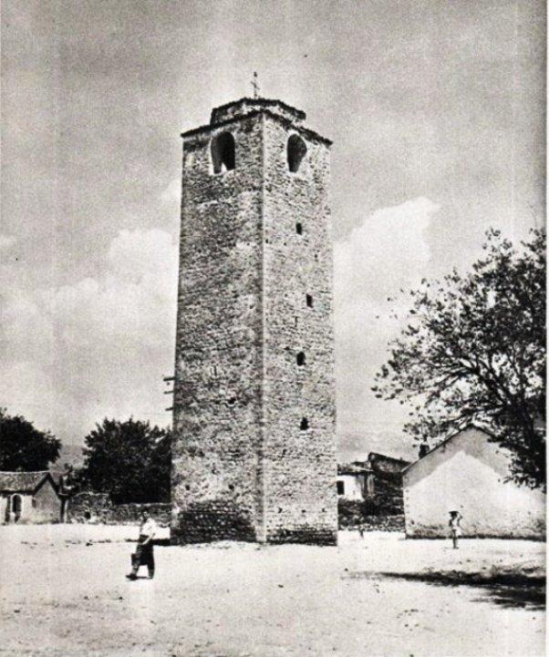 Сахат кула некада