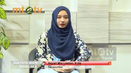 """Video Siaran Televisi Asyari Mia Lestari S.Gz, Ahli Gizi RS UNS Dengan Tema """"Obesitas"""""""