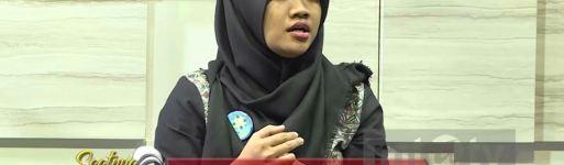 "Video Siaran MTA TV Wahyu Widyawati, AMG, Praktisi Gizi RS UNS Dengan Tema ""WASPADAI KEHALALAN PRODUK TAMBAHAN PANGAN"""