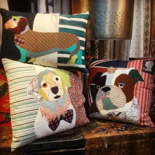 cushions by carola van dyke studio seen