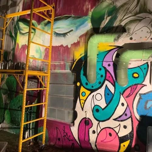mural by rigo leon herrera seen at new