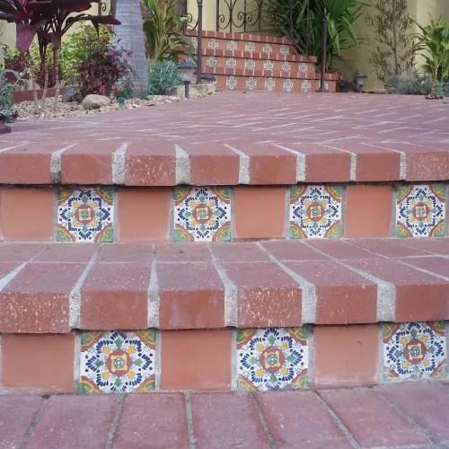 spanish andalucia hand painted ceramic