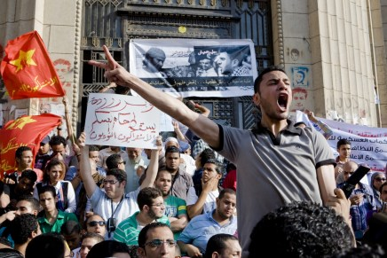 Egypt: from revolution to repression