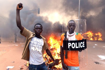 Burkina Faso: African workers fighting neoliberalism