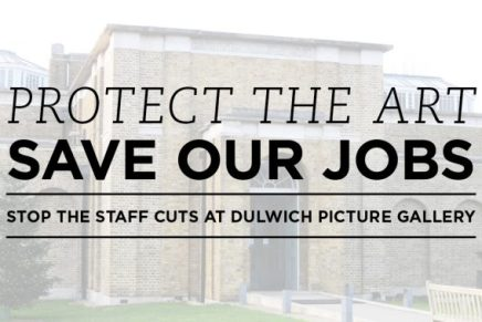 Protect The Art, Save Our Jobs