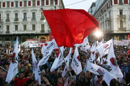 Greek elections: report from Greece Solidarity meeting