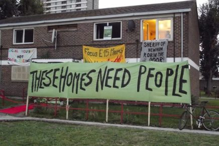 Social Housing, Not Social Cleansing: Focus E15 Campaign's Victories
